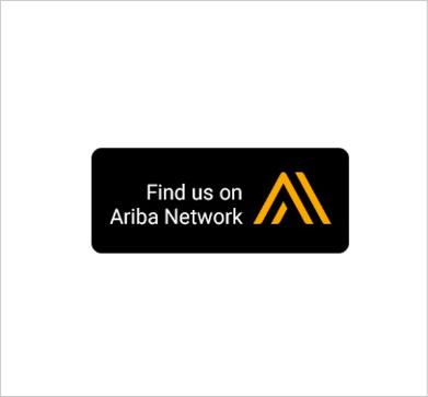 Find us on Ariba Network