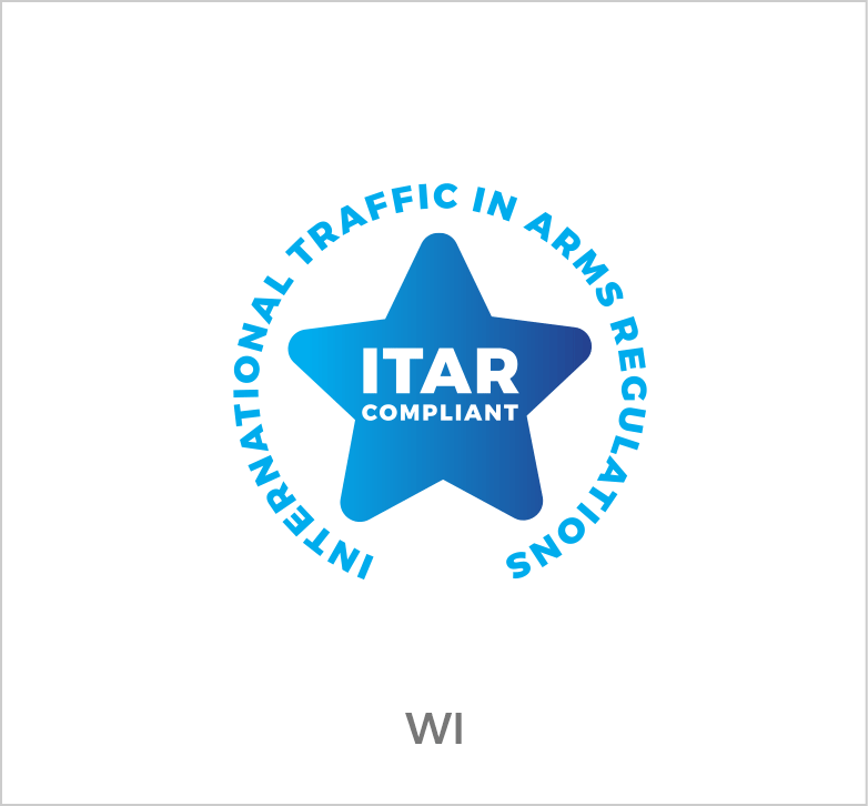ITAR Compliant for Wisconsin