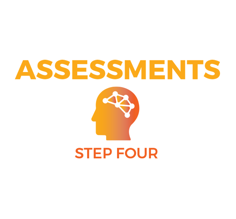Step Four - Assessments