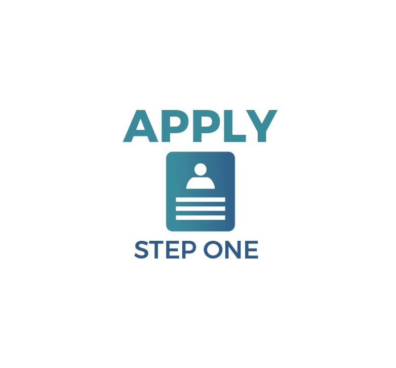 Step One - Apply