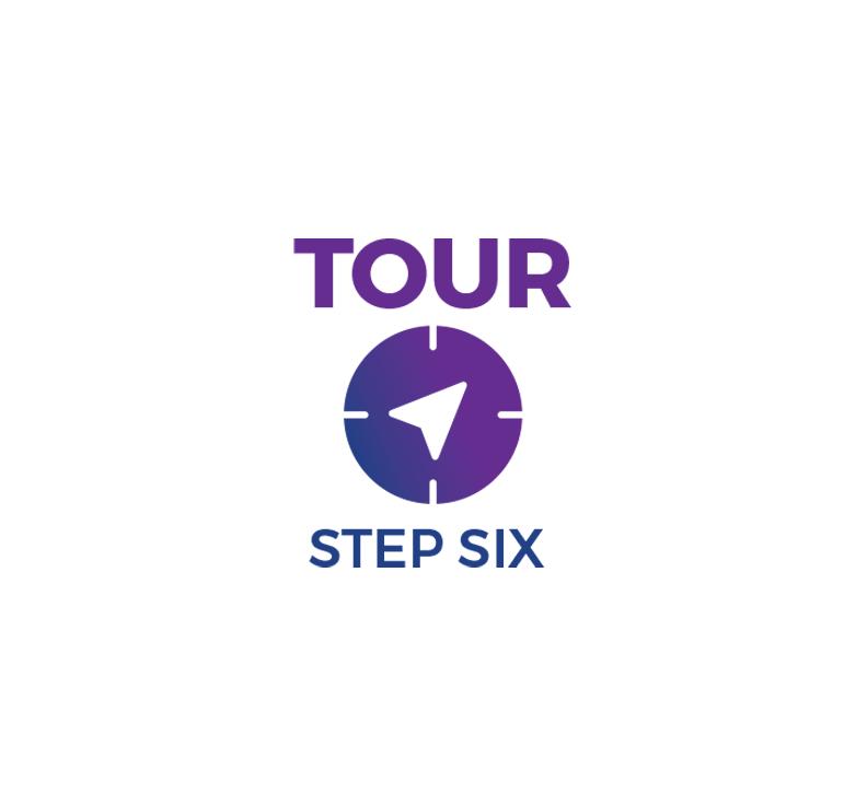 Step Six - Tour