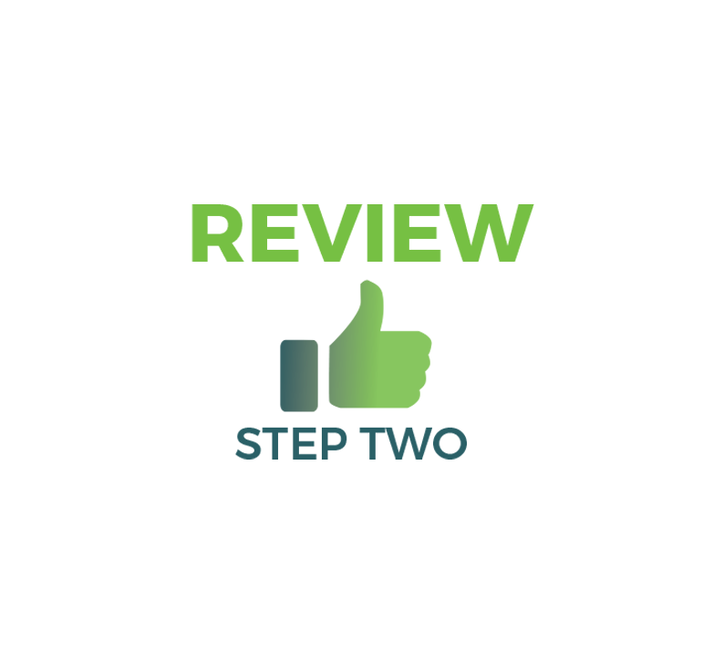 Step Two - Review